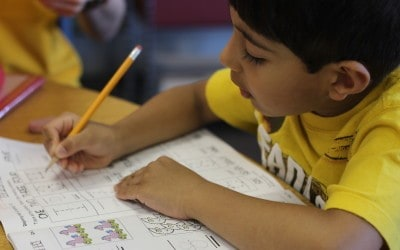 Early number sense plays a role in later math skills