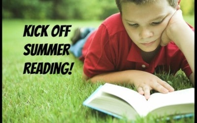 Kick off summer reading!