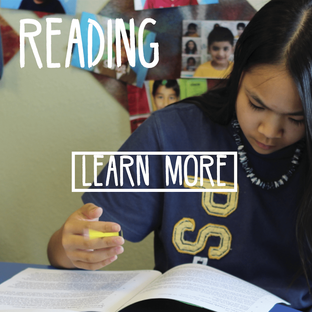 Reading - Learn More