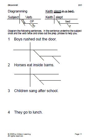 Diagramming